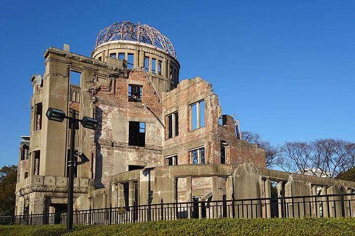 Мемориал мира в Хиросиме (Япония)