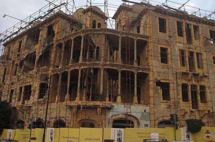 Дом в Бейруте (Ливан)