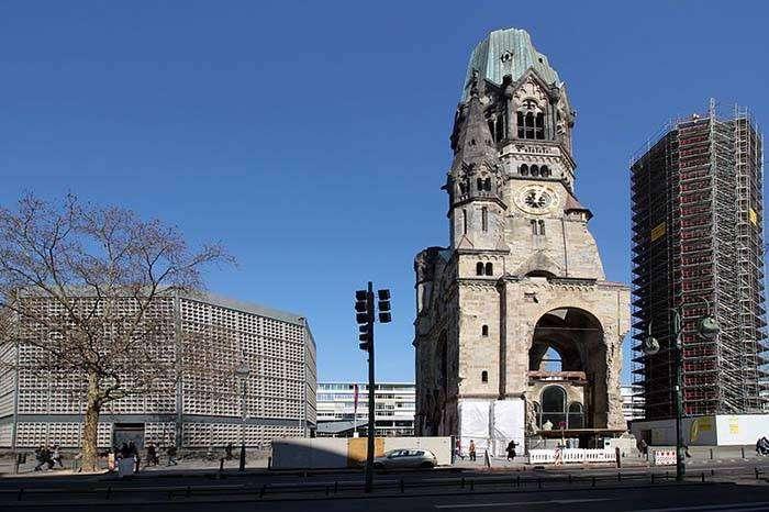 Мемориальная церковь кайзера Вильгельма (Германия)