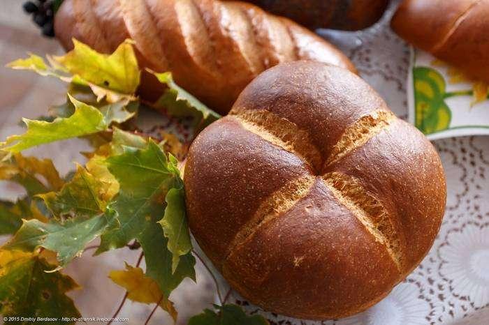 Как пекут хлеб в антисанитарных условиях (19 фото)