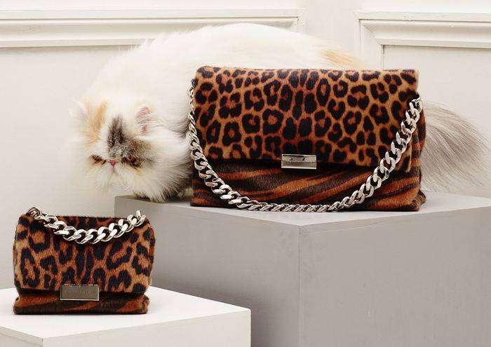 Леопардовые сумочки Стеллы Маккартни
