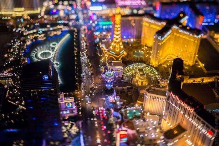 Ночной Лас-Вегас (15 фото)
