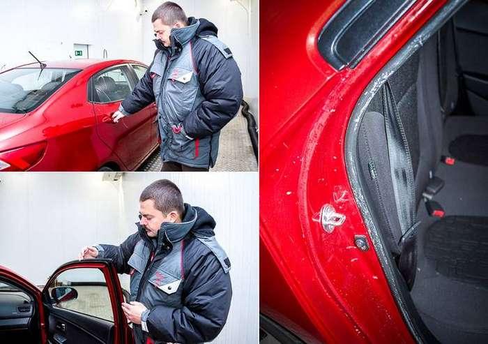 Что замерзает в автомобиле? Эксперимент «Авто Mail.Ru» - Фото 4