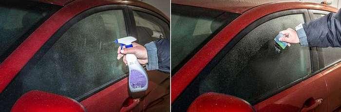 Что замерзает в автомобиле? Эксперимент «Авто Mail.Ru» - Фото 9
