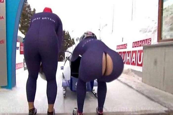 Стриптизеры поневоле! 13 модных провалов из мира спорта...