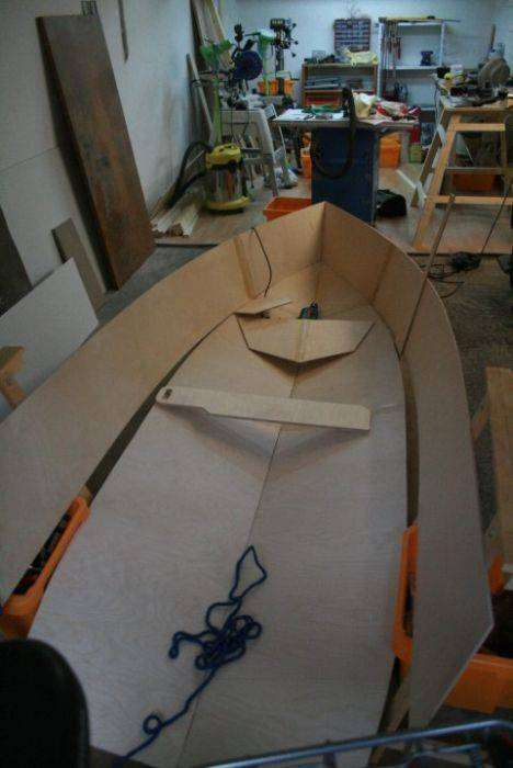 Лодка своими руками (34 фото)