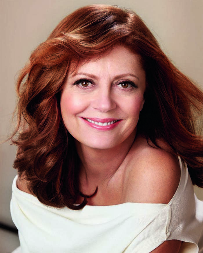 Как стареть красиво: 9 вдохновляющих советов Сьюзен Сарандон