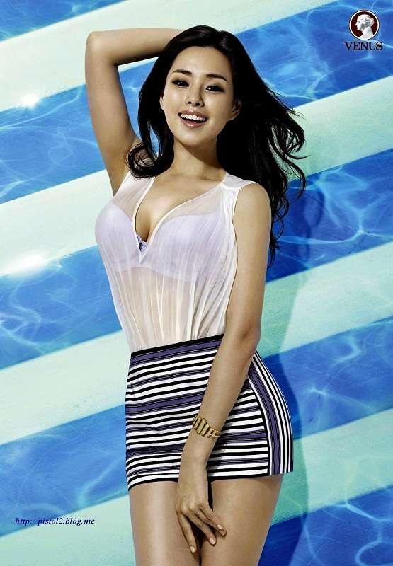 самые красивые кореянки мира