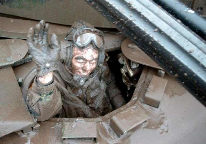 Забавные армейские картинки (33 фото)