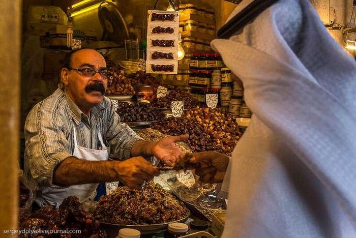 Как работают рынки в Кувейте (37 фото)