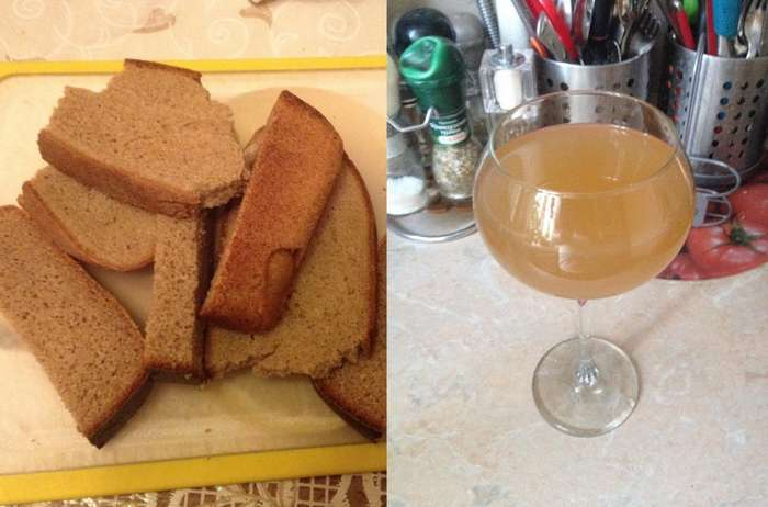 Мужской напиток: Хлебный квас делаем сами (20 фото)