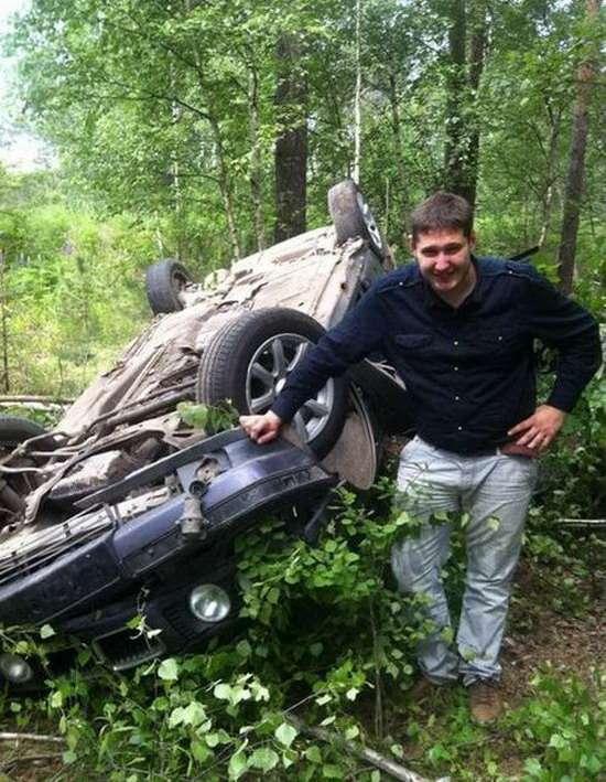 Водитель УАЗА устроил сумасшедшие гонки с полицией в Егорьевске (фото + видео)