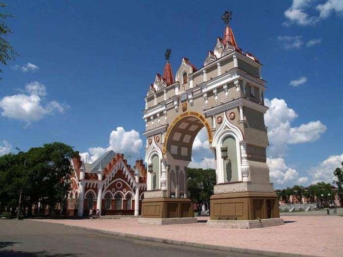 Рейтинг лучших городов России (20 фото)
