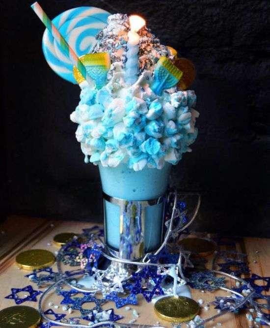 Молочные коктейли, как настоящее произведение искусства (15 фото)