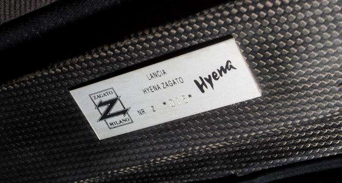 Очень редкая Гиена от ателье Zagato (17 фото)