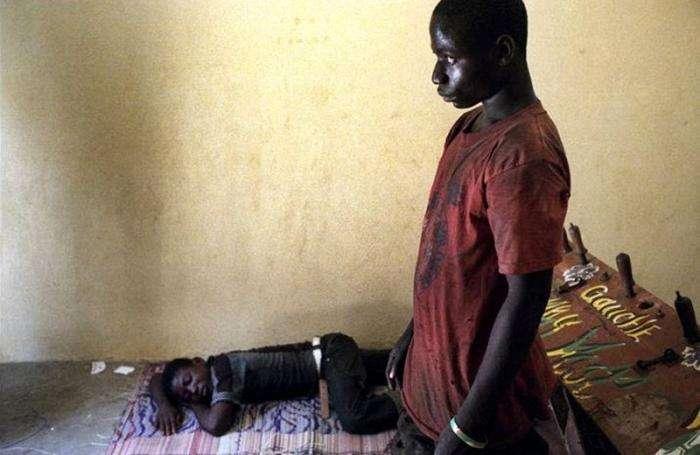 Африканский шоколад (11 фото)
