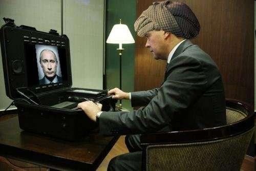 Российский ноутбук (12 фото)