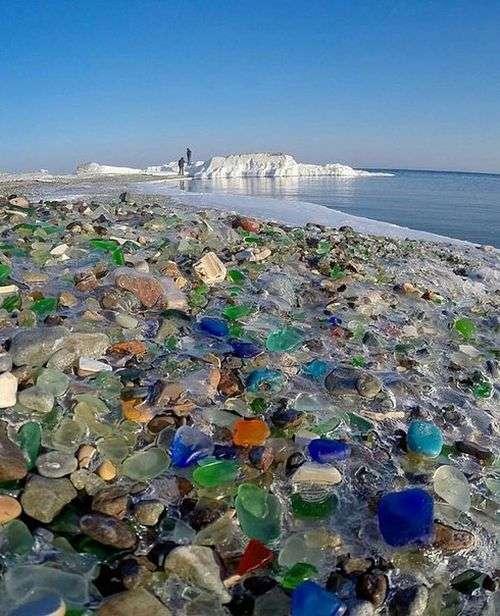 Стеклянная бухта - достопримечательность Владивостока (10 фото)