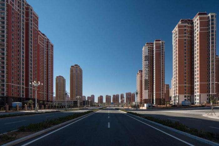 Ордос – китайский «город будущего» (12 фото)