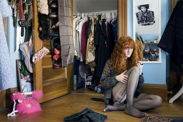 Как выглядят комнаты подростков из двух разных миров (15 фото)