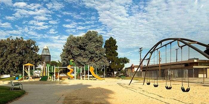 Пустой Лос-Анжелес (30 фото)
