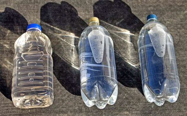 Скрытый резерв: пластиковая бутылка (4 фото)