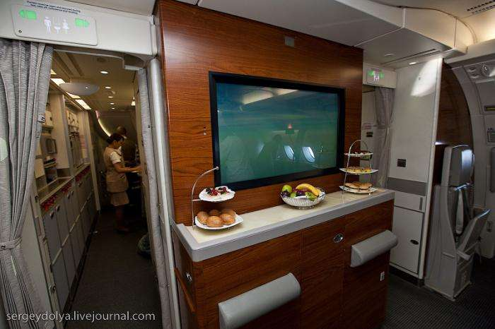 Фантастический Airbus А380 (47 фото)