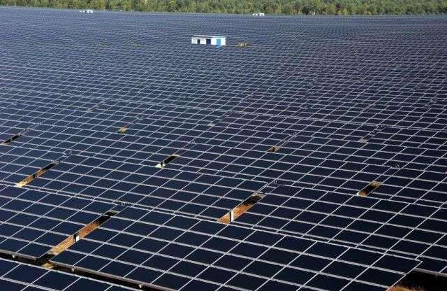 Солнечные батареи в Германии (9 фото)
