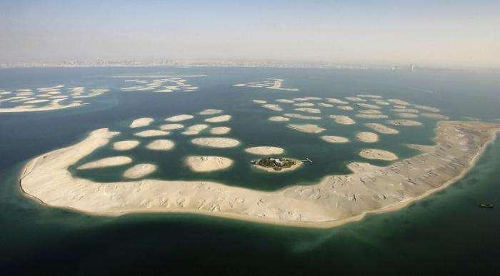 Финансовый кризиc в Дубае (37 фото)