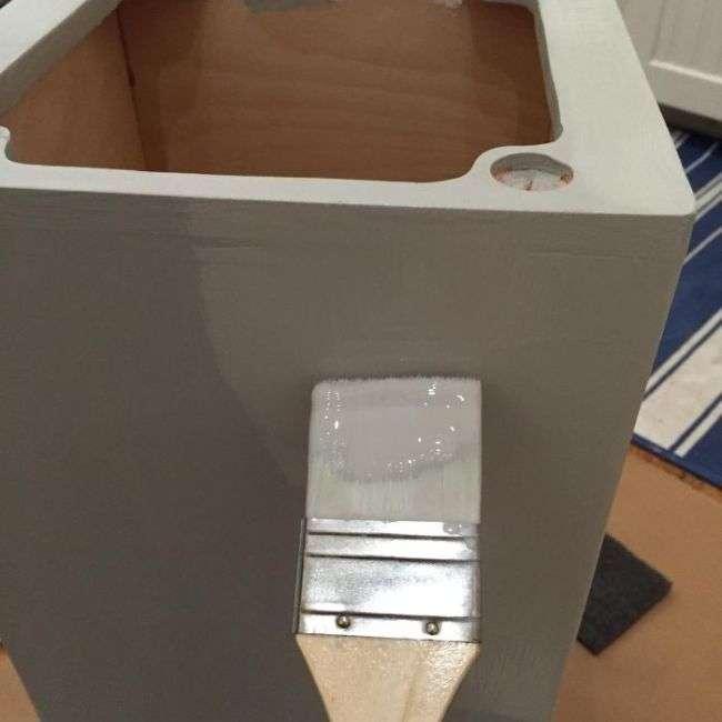 Самодельная урна из старого компьютера Apple Macintosh (24 фото)