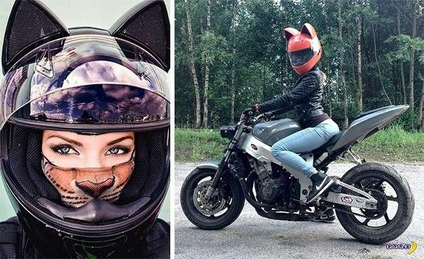 Мотокошечки