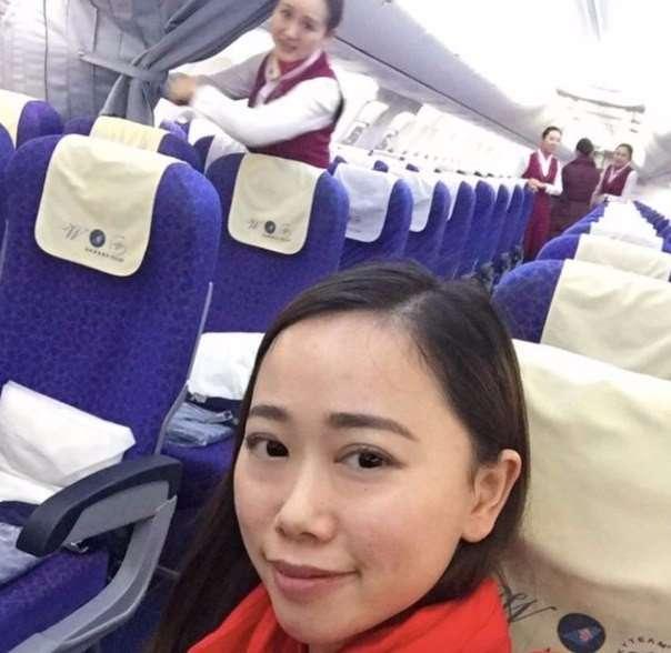 Удачливая жительница Китая (3 фото)