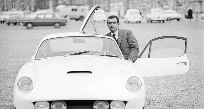 Самодельный французский автомобиль Piollet 315 (11 фото)
