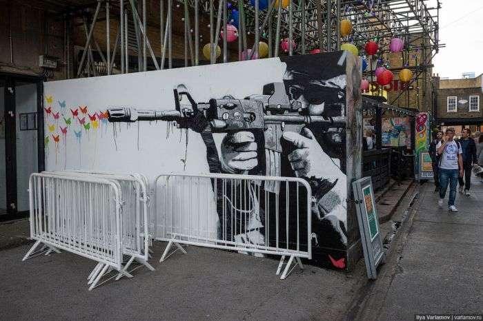 Уличное искусство (14 фото)