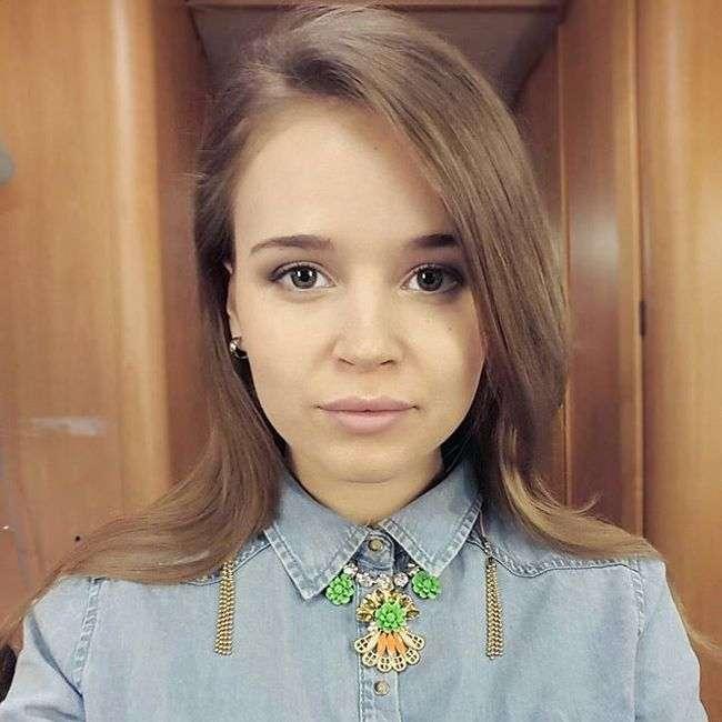 Полина Гренц, Саша Мамаева из «Физрука», похудела на 14 кг (15 фото)