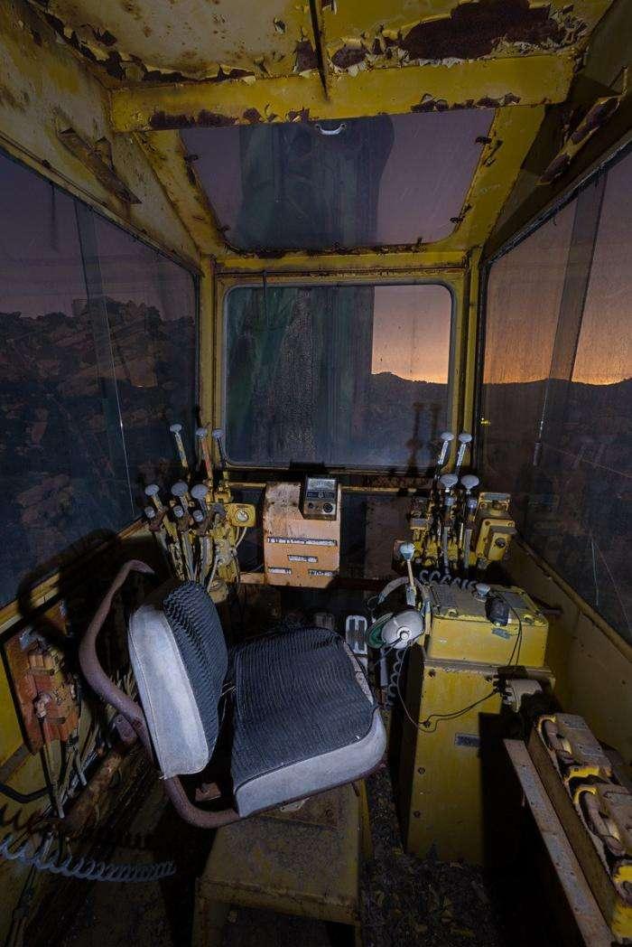 Заброшенная полевая лаборатория NASA (15 фото)