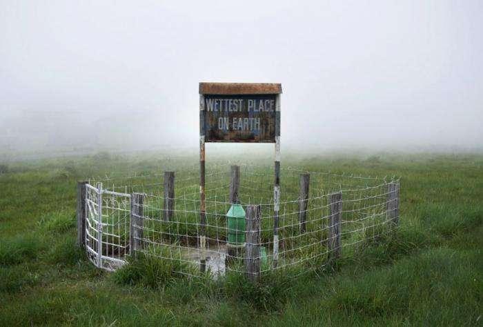 Cамое влажное место на Земле (11 фото)
