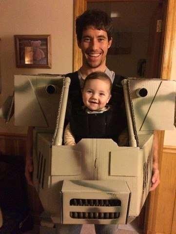Робот-титан (10 фото)