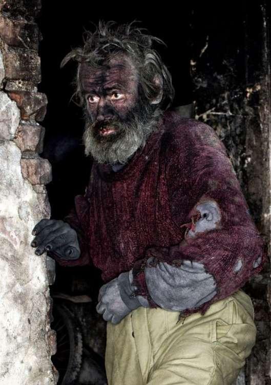 Самый грязный человек Европы (8 фото)