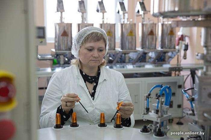 Как делают косметику в Беларусии (45 фото)