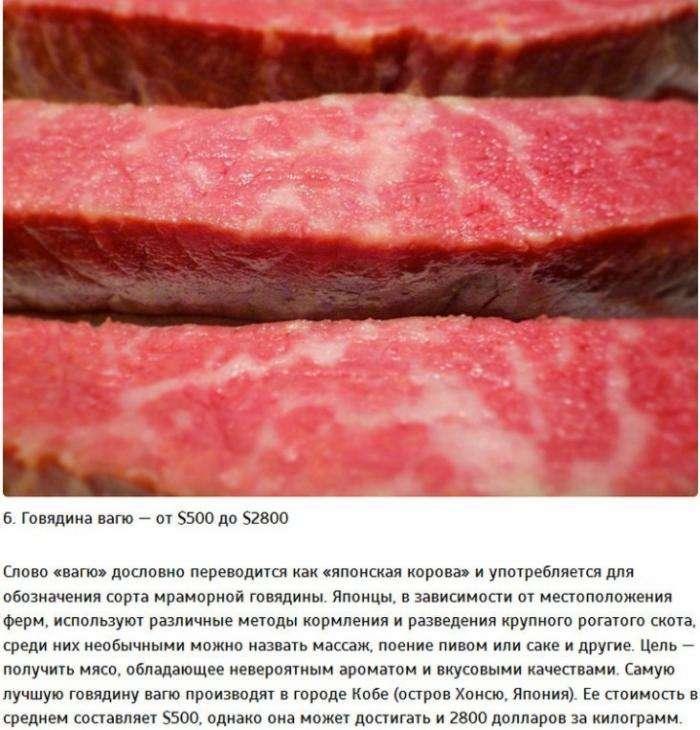 Самые дорогие продукты питания в Японии (11 фото)