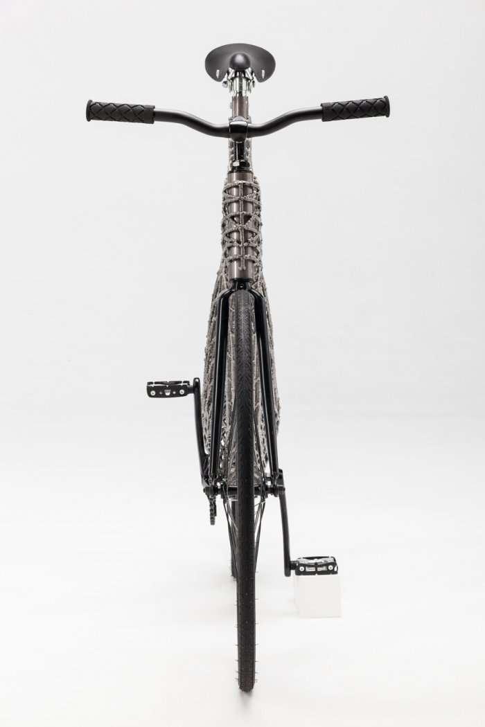 Велосипед, напечатанный на 3D-принтере (10 фото)