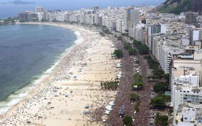 Солнечный Рио и знойный карнавал (20 фото)