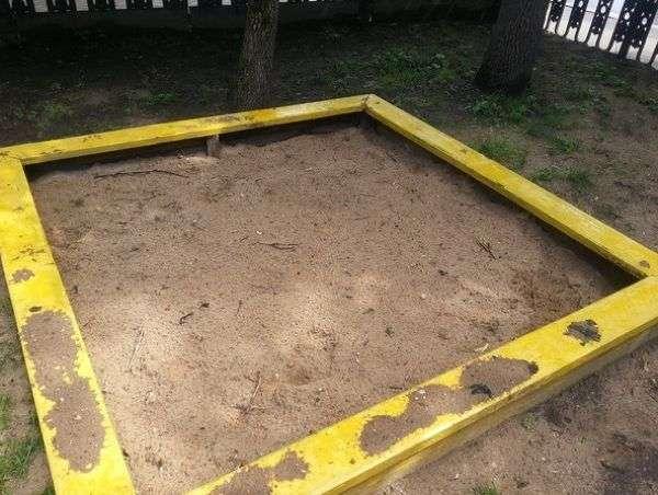 Игра на выживание на детской площадке (7 фото)