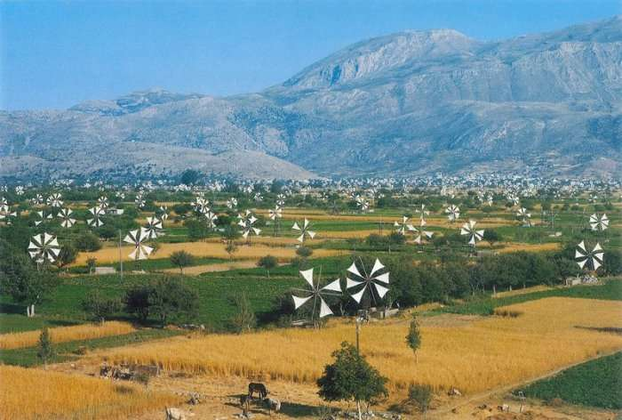 Долина тысячи мельниц (9 фото)