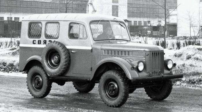 7 мифов про ГАЗ-69 (39 фото)