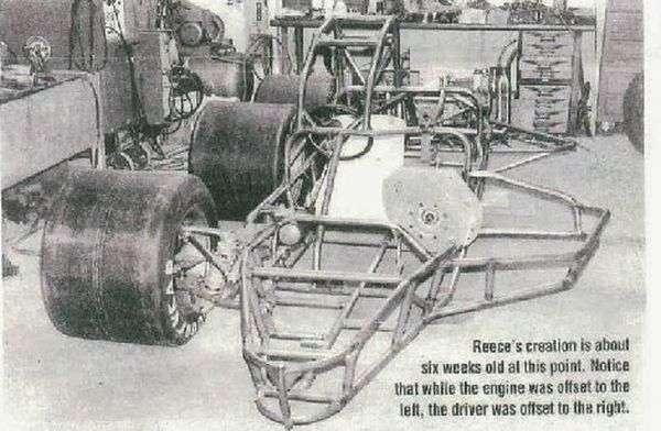 Три колеса с одной стороны и только одно с другой (6 фото)