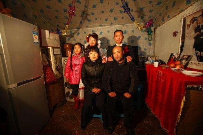 Свадьба в Китае (15 фото)