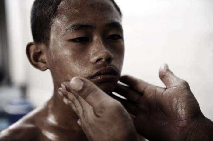 Школа единоборств в Тайланде (29 фото)
