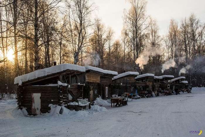 Сибирский гипермаркет